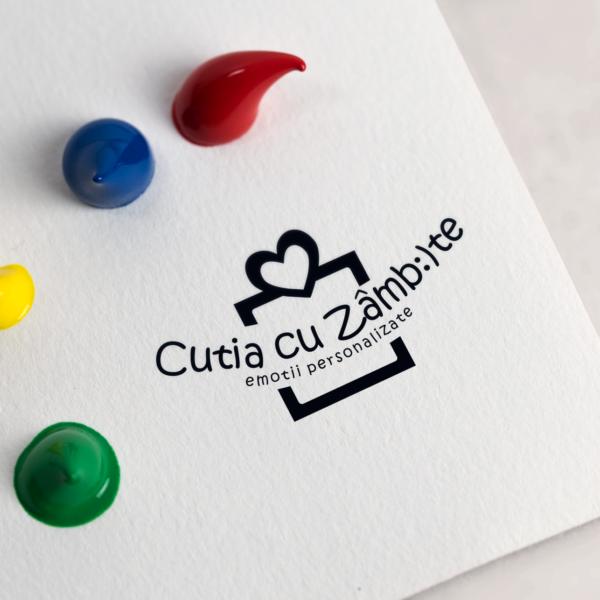 Logo Cutia cu Zambete