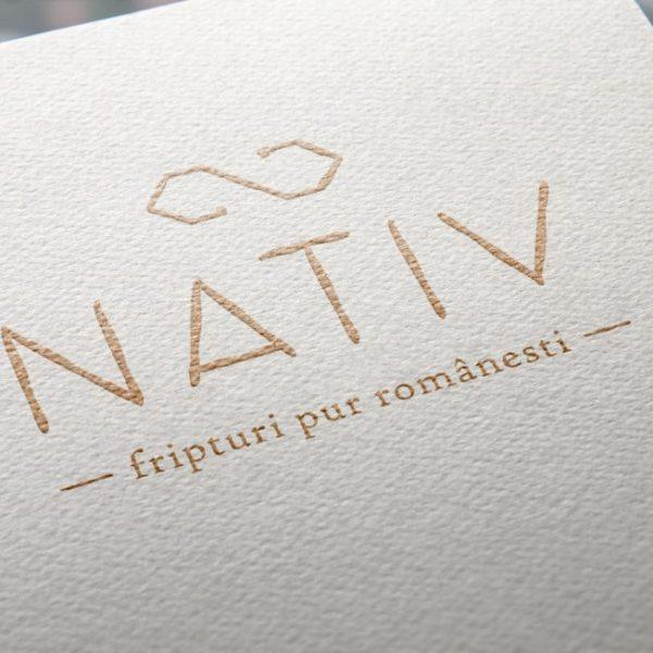 Logo Design Nativ